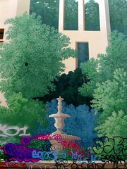 Le jardin des dlices (parfati) Tags: city streetart paris france art colors beauty painting poster graffiti stencil poetry arte couleurs abstractart belleville tag ciudad tags colores dessin peinture beaut poesia hiphop abstraction draw tableau abstracto dibujo francia ville belleza pintura affiche parigi giordano pochoir pochoirs posie abstraccion artabstrait lejardindesdlices parfati patrickgiordano