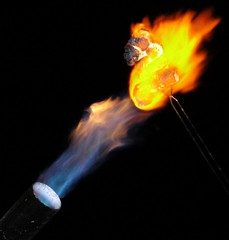 Flaming Marshmallows