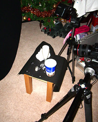 cream setup shot (V a s s) Tags: home up studio flash cream drop howto remote setup splash setting tutorial trigger strobe homestudio walkthrough doubleyolk wwwdoubleyolkcouk wwwvassphotographycouk