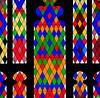 teknikolor geometrik (.I Travel East.) Tags: light color window louisiana stainedglass batonrouge oldstatecapitol batonrougelouisiana geometrik teknikolor teknikolorgeometrik