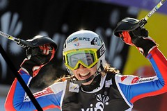 Záhrobská opět bodovala a má slalomářskou formu