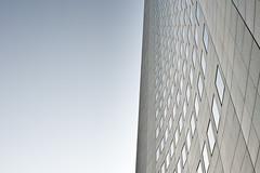 Uniriese 3 (dasheinzelmaennchen) Tags: city architecture leipzig uniriese wideanglelens cityhighrise