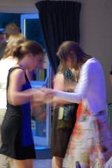 2009-07-24ck Smellen and Em ([Ananabanana]) Tags: wedding motion blur dance nikon long exposure dancing time candid d40 nikonistas nikonista nikkorafsdx1855mm