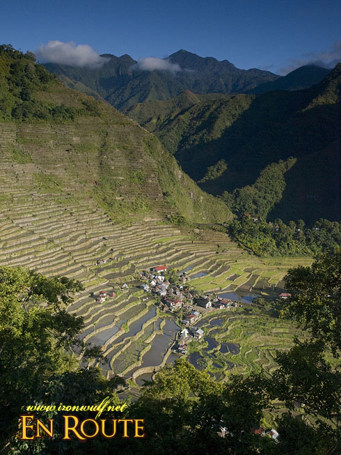 Batad Amphitheater Rice Terraces