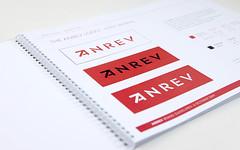 ANREV (Pure & Applied Creativity) Tags: identity logodesign corporateidentity corporatelogo identitydesign brandingdesign anrevredidentitysystemprintmaterialbrandidentity