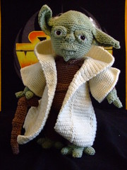 The Worlds Best Photos of amigurumi and lightsaber ...