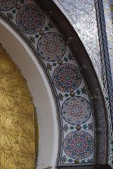 Fes tiles (Amy Feldtmann) Tags: morocco fez fes