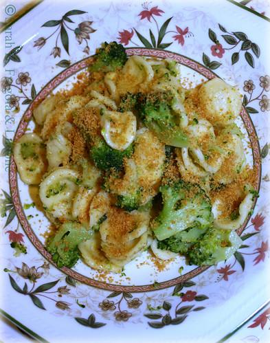 orecchiette e broccoli 2