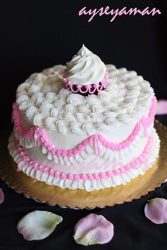 Cupcake Princess Cake