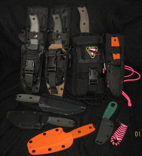 Esee 5 With Molle Back