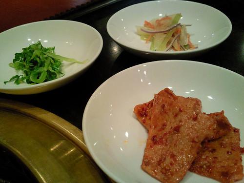 2010 初定例は韓国料理