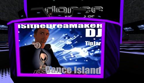 dance island dj isithedreamaker