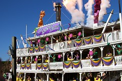 WDW Dec 2009 - Tiana's Showboat Jubilee