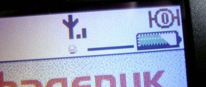 Bildschirm PocketSurfer Datawind