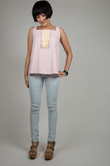 pleat top