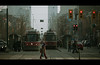 7 red lights (tomms) Tags: street red toronto walking crossing ttc tram streetcar redlight spadinaroad