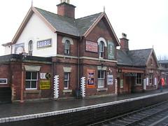 DSCN4574 - Bewdley Station (SVREnthusiast) Tags: railway severn valley severnvalley svr severnvalleyrailway