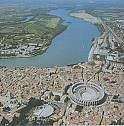 Le Rhne Arles (isafil) Tags: rome pont provence arene arles thtre gard buste csar autel vaison scne amphithpatre