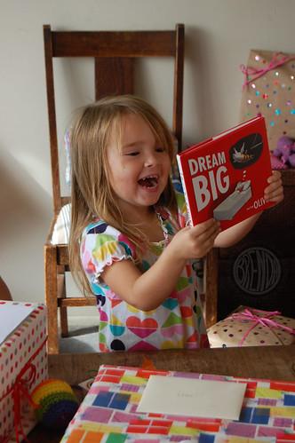 an Olivia book!