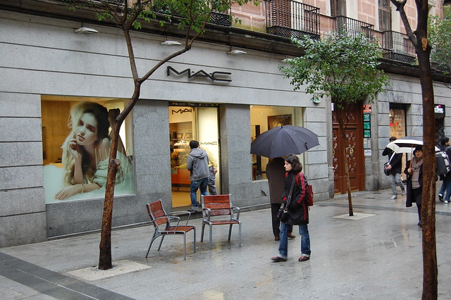 Calle Fuencarral - Madri