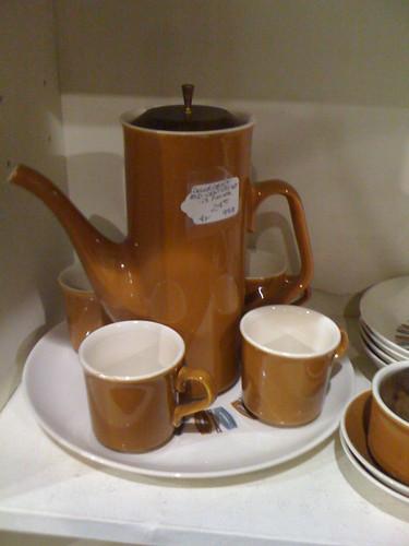 MCM tea set