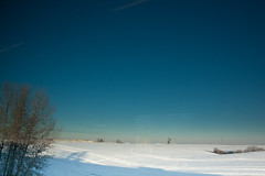 Snowy Flat Land Photo