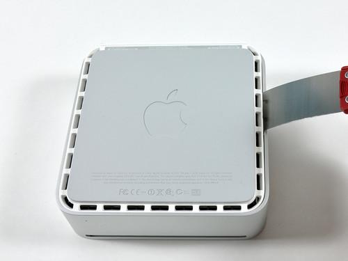 Разбор Mac mini