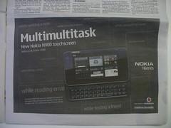 nokia n900 touchscreen