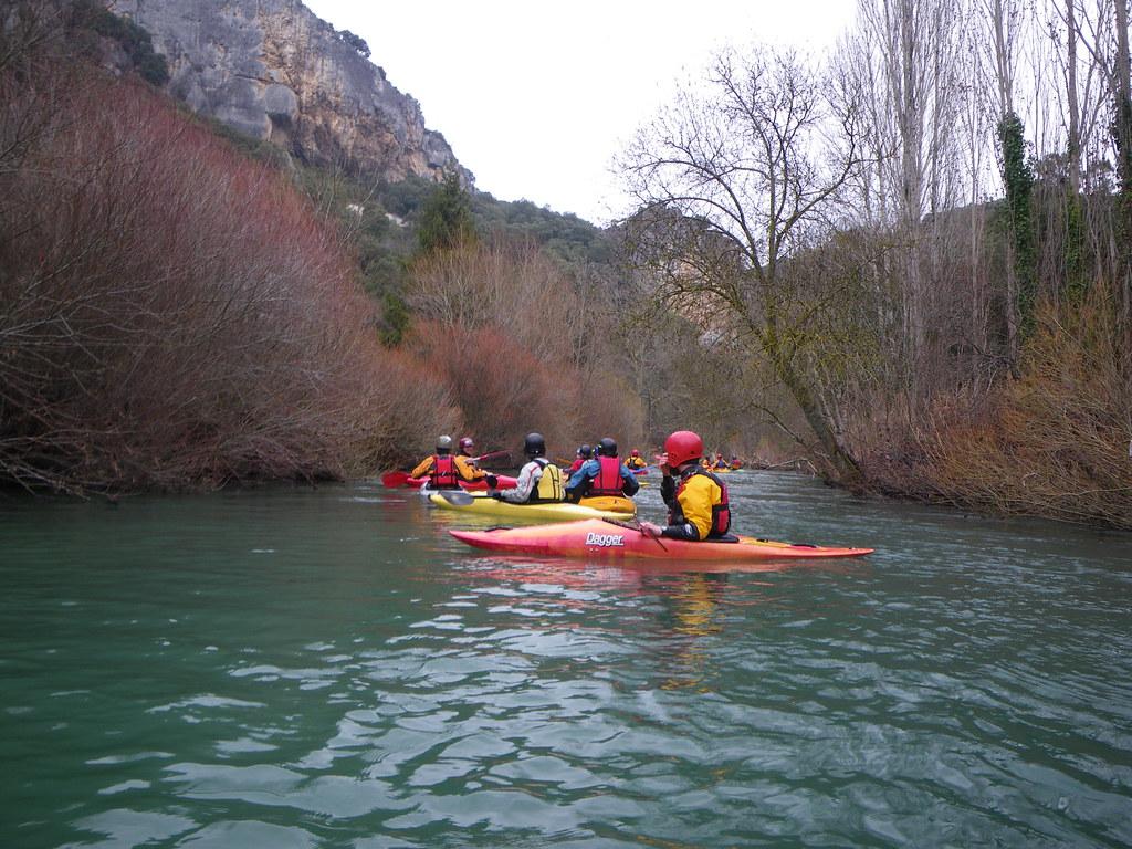 Descenso ríos Urederra y Ega 018