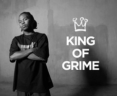 Ben Sharpa - King of Grime