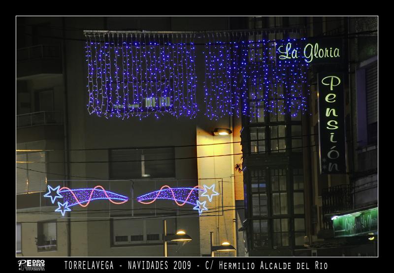Torrelavega - Pensión La Gloria - Navidades 2009