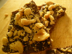 Peanut Toffee