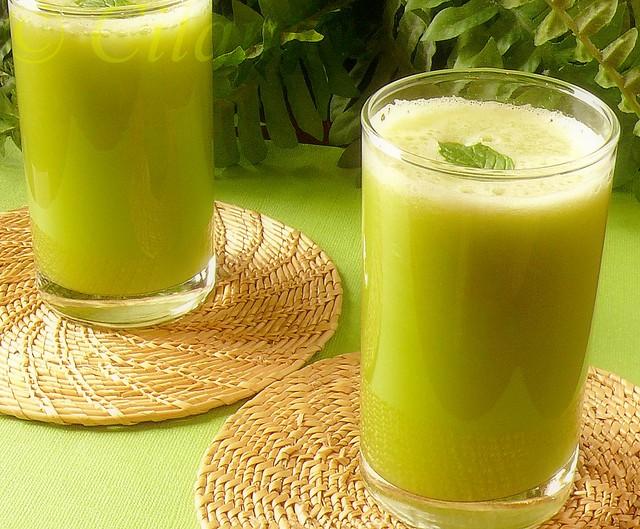 Celery & Ginger Juice