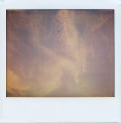 un-vago-accenno-di-cielo (ale2000) Tags: sky white clouds polaroid nuvole image cielo instant 1200 spectra bianco nubi istantanea aledigangicom instantanalog
