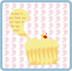 halakahiki (Yes Maam Sweets) Tags: cupcakes illustrations bakery bake flavors yesmaam