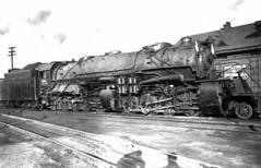 N&W 2-8-8-2 Mallet Compound Locomotive
