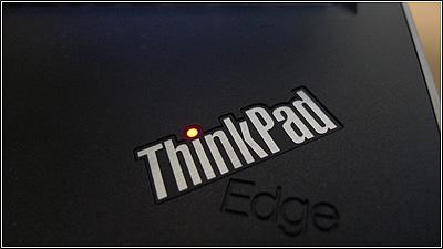 ThinkPad Edge 13をモニターして気がついた「悪い点」