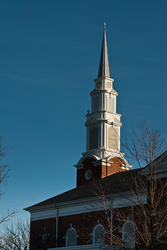 Day 114: Steeple