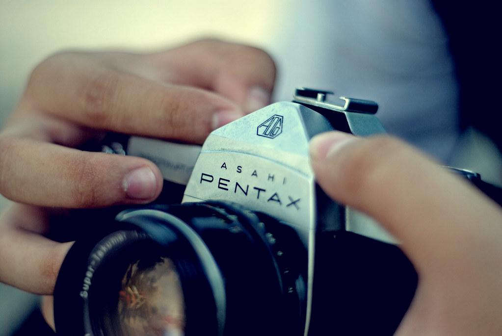 Hannan's Asahi Pentax