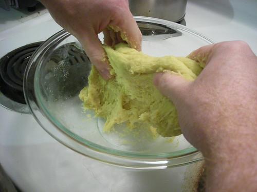 Making Pasta Dough