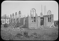 Synagogue construction, Baron De Hirsch Trade ...