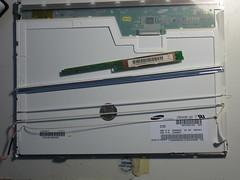 Thinkpad T22 Display Backlight