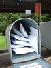 Mailing Junk back to Junk Mailers by Oran Viriyincy