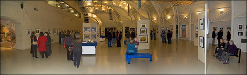 Sanctuaries Photo Exhibit pano2