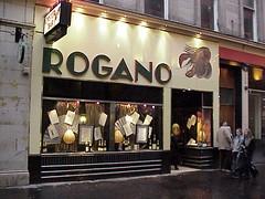 Rogano Restaurant, Glasgow