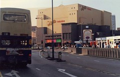 1983 Coventry Apollo (wetbicycleclappersoup) Tags: bus coventry apollo metrobus fiddlerontheroof gangshow 2199 wmpte coventrytheatre dannylarue coventryhippodrome gog199w coventryapollo