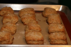 Ginger Scones - La Brea Bakery recipe