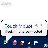 Logitech Touch MousePC