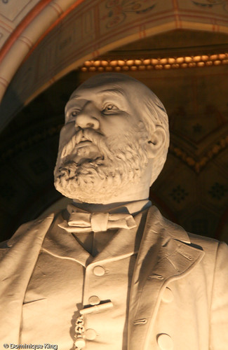 Lakeview Cemetery Cleveland Garfield Memorial-11