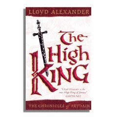 4339824896 a383cdfe9a m Top 100 Childrens Novels #68: The High King by Lloyd Alexander